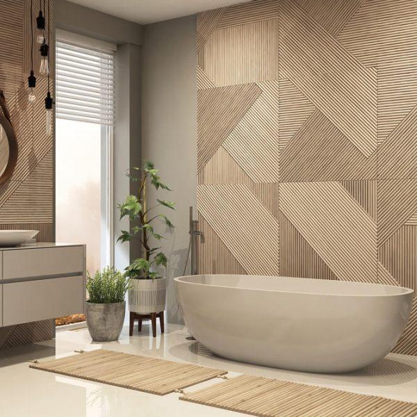 3D vizualizácia kúpeľne (online) Bratislava Interiér Snov