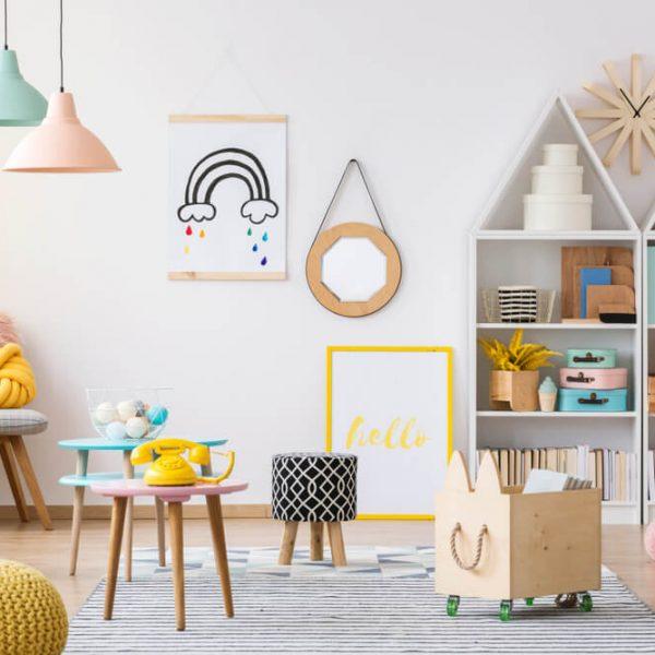 Návrh detskej izby (online) Bratislava Interiér Snov