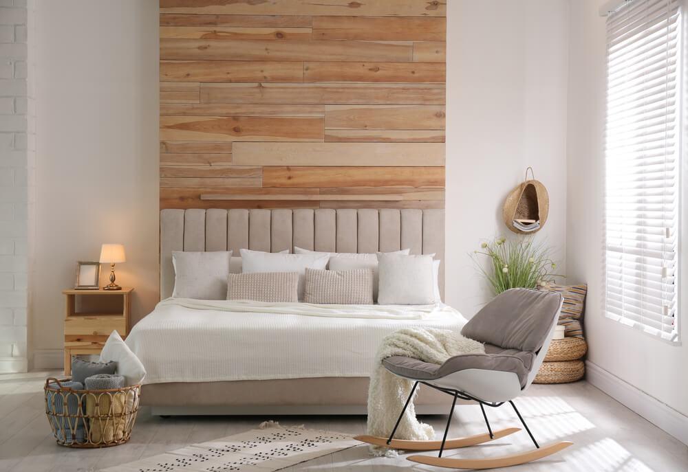 Interiérový dizajn spálne (spálňa dizajn) Bratislava Interiér Snov